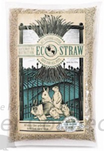Oxbow Hay's Eco-Straw