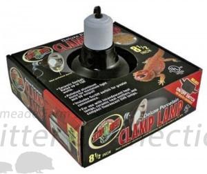 Figure 3 - Deluxe Porcelain Clamp Lamp